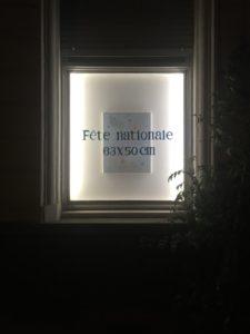 Fête nationale, 2020 TINA, Gent
